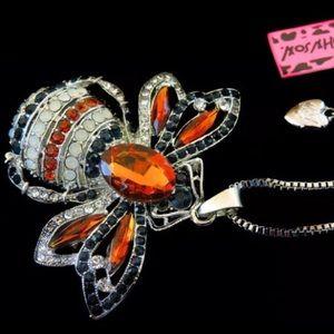 BETSEY JOHNSON~ Bug Necklace